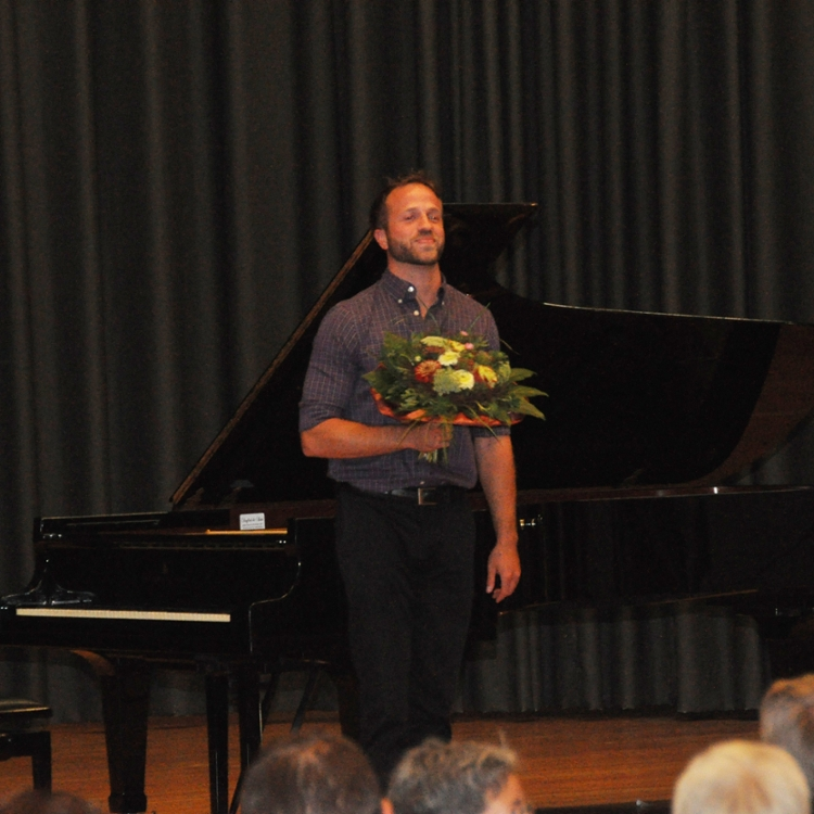 Thomas Posen - Master of Music in Piano Performance & Music Theory